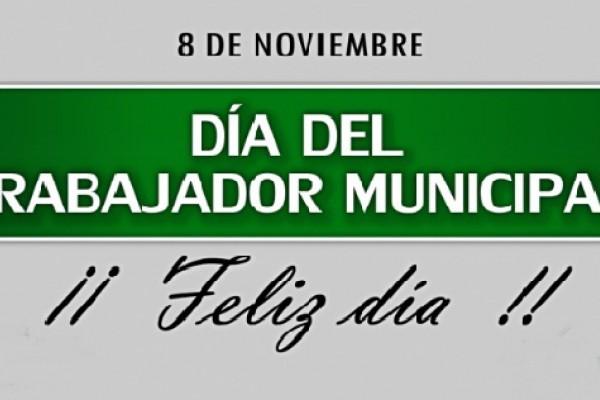 8 noviembre dia del empleado municipal