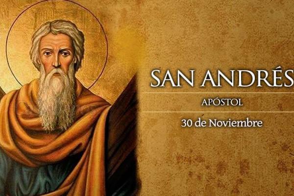 AndresApostol 30Noviembre
