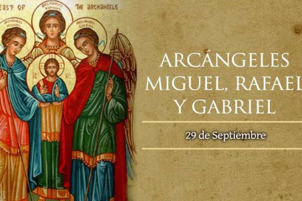Arcangeles 29Septiembre