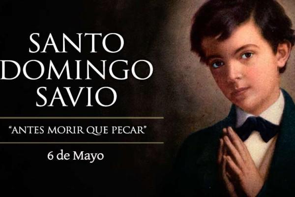 DomingoSavio 6Mayo