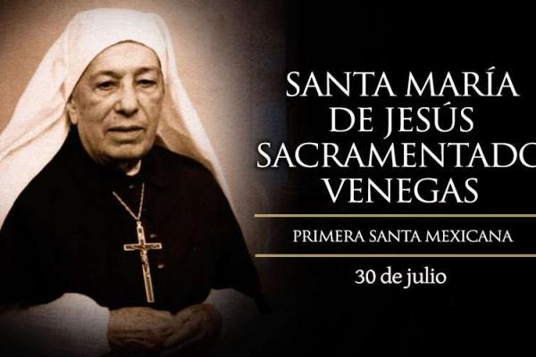 MariaDeJesusSacramentadoVenegas 30Julio