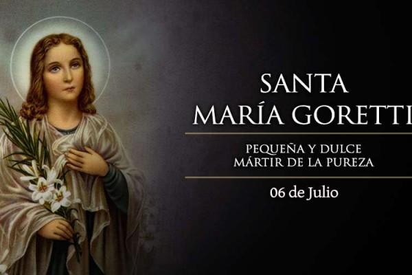 MariaGoretti 06Julio