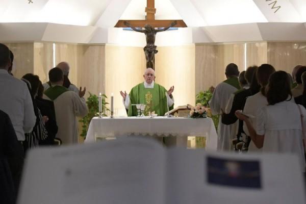 MisaCasaSantaMarta VaticanMedia 16102018