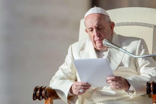 Papa Francisco AG Daniel Ibanez ACI 04122019