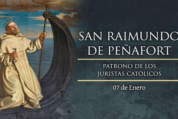 RaimundoPenafort 07Enero