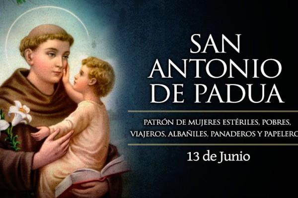 SanAntonioDePadua 13Junio