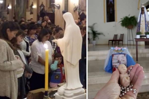 UnRosarioPorLaVida SantaFe CatedralPosadas AsociacionCivilFampaz260319