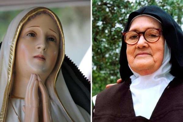 VirgenFatimaSorLucia ArquidicesisLosngeles 131016