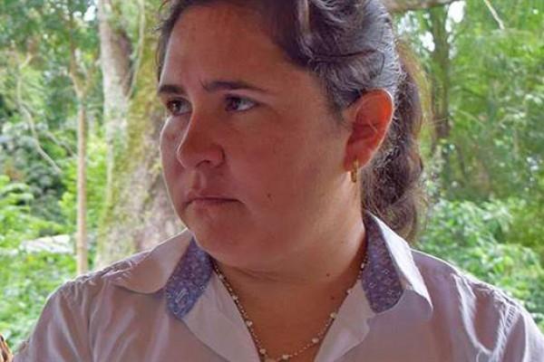 La intendenta de la localidad correntina de San Cosme, Verónica Morales, fue acusada de corrupción por su padre