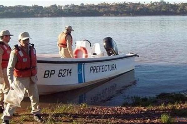 Resultado de imagen para rastrillaje en el rio paraná