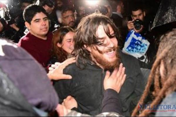 Resultado de imagen para Excarcelaron a 30 de los 31 detenidos por los disturbios del viernes