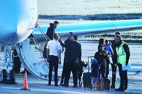 Resultado de imagen para Messi llegó a Rosario para preparar su casamiento