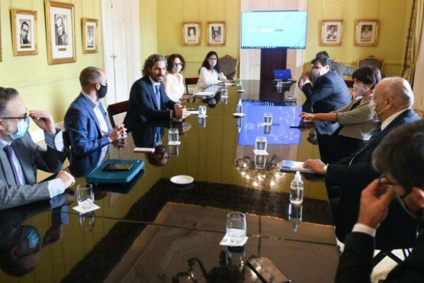 el gabinete economico se reunira este miercoles el palacio hacienda