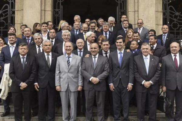 gobernadores peronistas