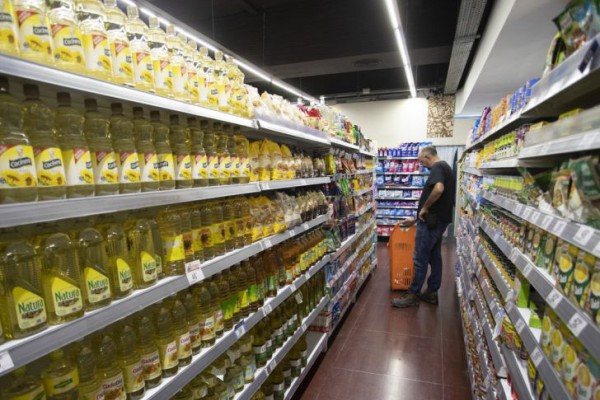 inflacion en las gondolas de los supermercados 669630