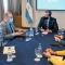 Santa Fe y Nación avanzaron en la implementación del programa de desarme voluntario en la Provincia