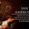 Hoy es fiesta de San Ambrosio, Doctor de la Iglesia y mentor de San Agustín
