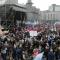 """""""Marcha por la vida"""": miles de personas se movilizaron contra la despenalización del aborto"""