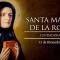 Hoy es fiesta de Santa María de la Rosa, fundadora de las Siervas de la Caridad