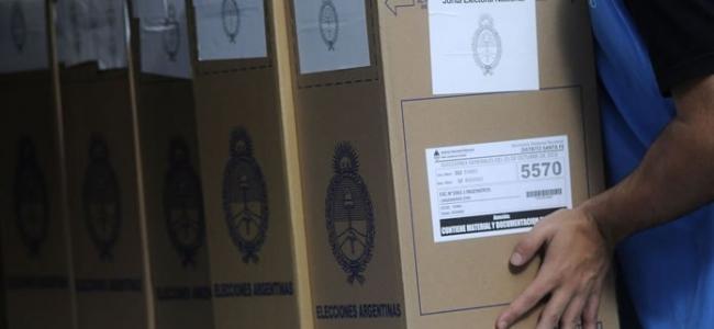 Elecciones generales: pusieron a prueba el sistema de carga de datos