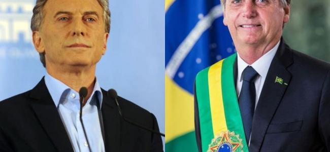 Macri ya está en Brasil y se reunirá con Bolsonaro