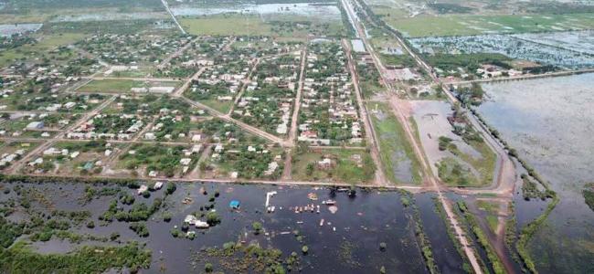 Nación convocó a la Comisión de Emergencias y Desastres Agropecuarios