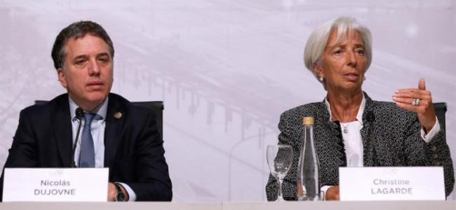 El directorio del FMI aprobará el viernes que viene el acuerdo con Argentina