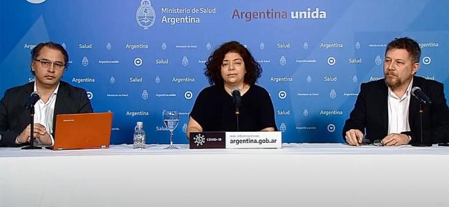 Informan 29 nuevos fallecimientos y suman 1.749 los muertos por coronavirus en la Argentina