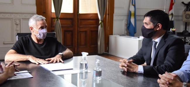 Sain puso en funciones a Carlos Zoratti como nuevo director de la Agencia de Investigación Criminal