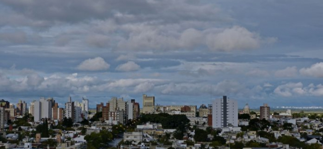 Rige un alerta por tormentas fuertes para centro y norte de Santa Fe