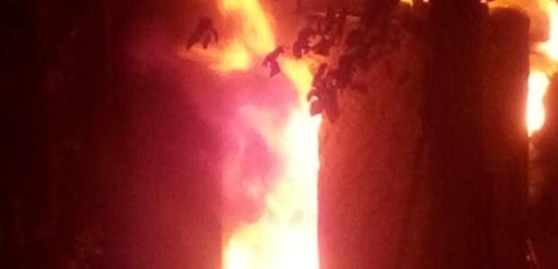Tacuarendí: Robo y posterior incendio de una vivienda