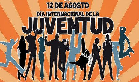 Cada 12 de agosto se celebra el Día Internacional de la Juventud