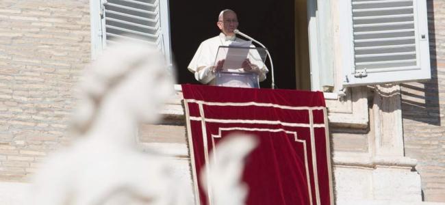 ¿Por qué es importante la Asunción de María? El Papa Francisco lo explica en el Ángelus