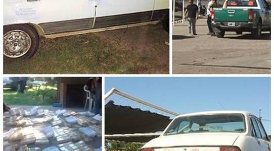 Villa Ocampo causa de drogas