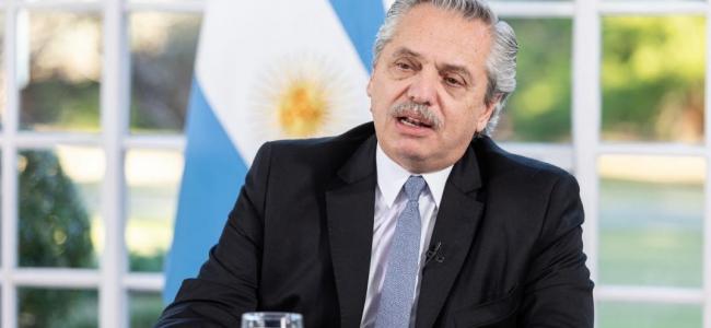 El Presidente anunció una nueva prórroga del IFE que abarcará a todo el país