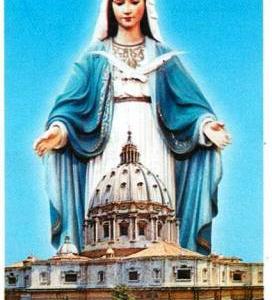 """Memoria """"Virgen María Madre de la Iglesia"""""""