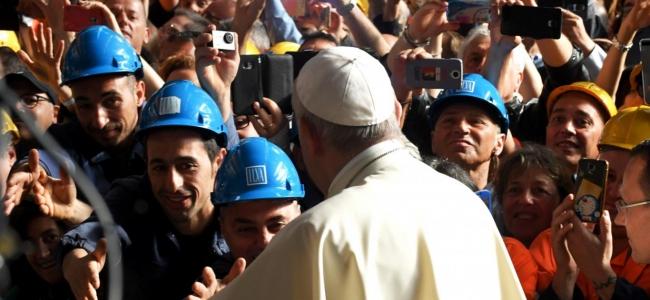 El Papa Francisco criticó que