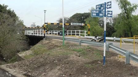 Inauguración de la Obra Restructuración y puesta en valor del Puente Iriondo