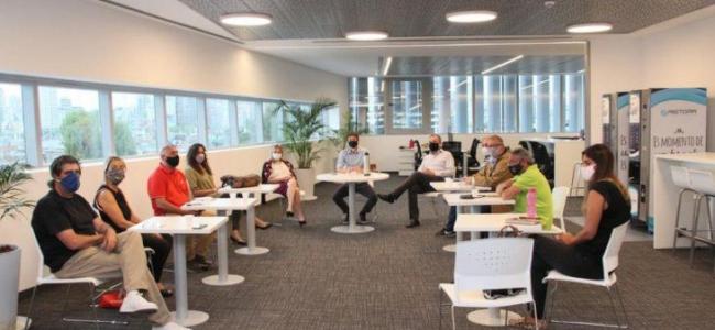 En reunión con gremios docentes, Ciudad ratificó: