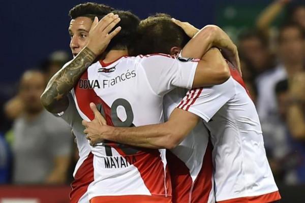 River, el más ganador de la historia de la Libertadores.
