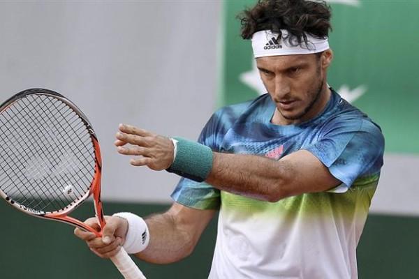 Mónaco dejó el tenis profesional a los 33 años.