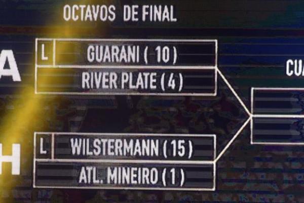 River enfrentará a Guaraní, segundo en la liga de Paraguay.