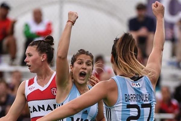 Las Leonas van en busca de su quinto título (Foto: Federación Panamericana de Hockey).