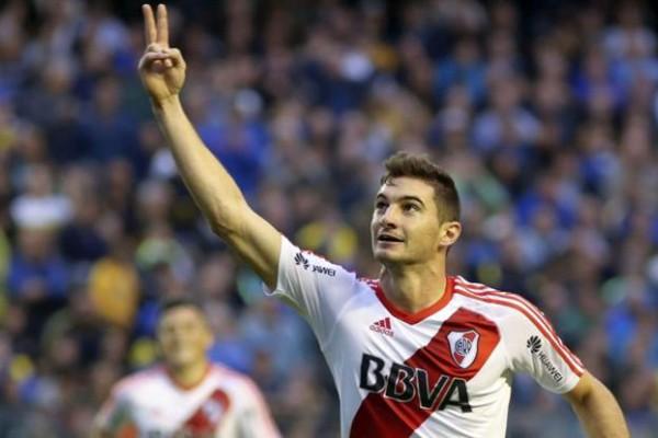 De irse Alario, River perderá una pieza clave en el equipo que busca ganar la cuarta Copa Libertadores de su historia.