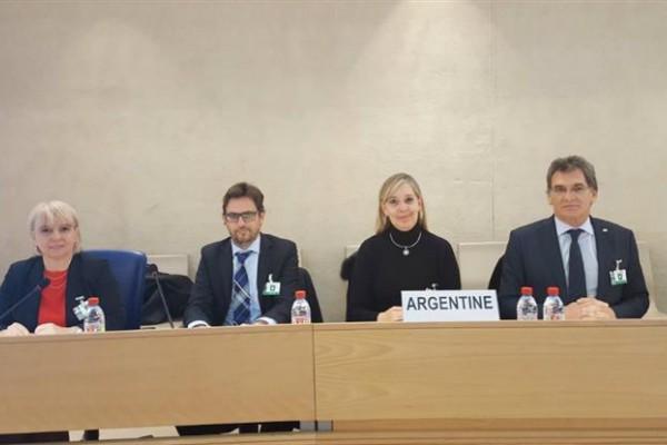Presentado ante la ONU en Suiza, su lanzamiento oficial será el mes próximo, aunque ya ha sido elevado a consideración el proyecto de decreto por el cual se aprobará.
