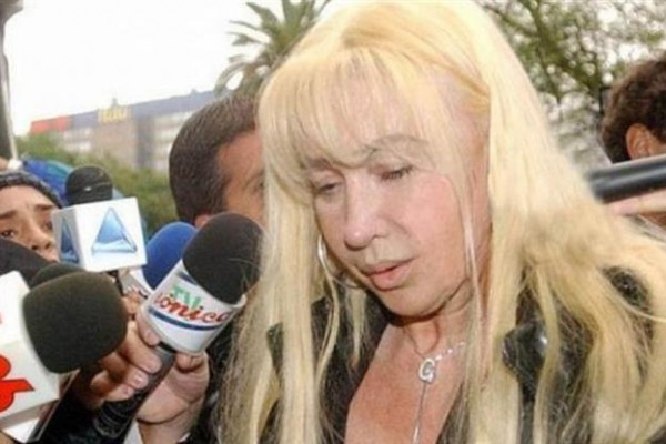 Giselle Rímolo cumplirá nueve años de condena en prisión.