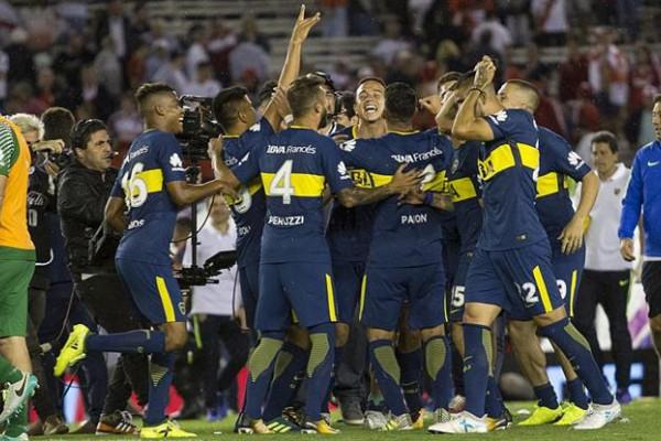 Boca jugó 29 partidos: ganó 20, empató 5 y perdió 4.