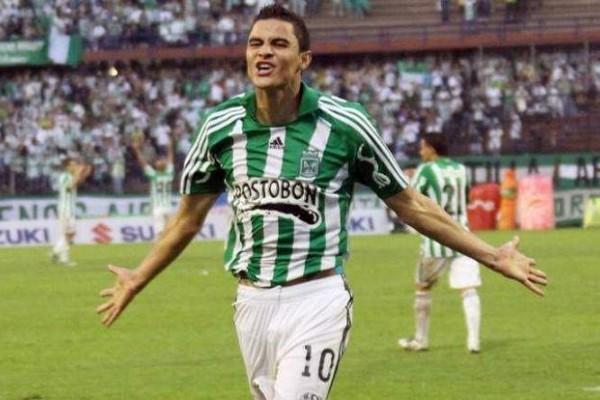 Gio Moreno jugará la Libertadores para Atlético Nacional.