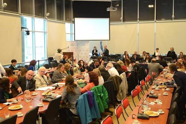 Como sucedió en las dos primeras reuniones la coordinación de la audiencia estará a cargo del diputado macrista Daniel Lipovetzky, quien no sólo conduce la reunión sino que también recepciona las preguntas que le realizan los legisladores a los expositores tras escuchar la opinión de cada orador.
