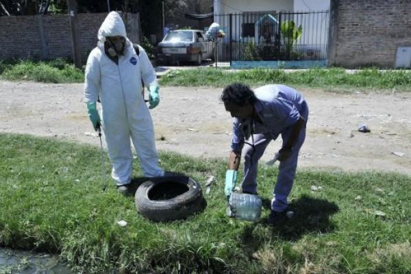 Se espera un pico de casos de dengue en Semana Santa